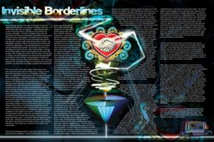 Invisible Borderlines